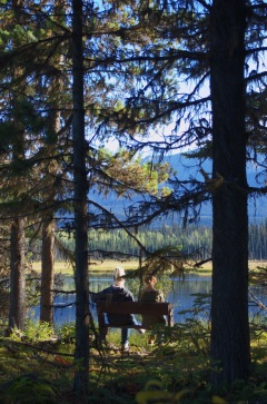 Enjoy the time at the Talzen lake - approximately 5km away.