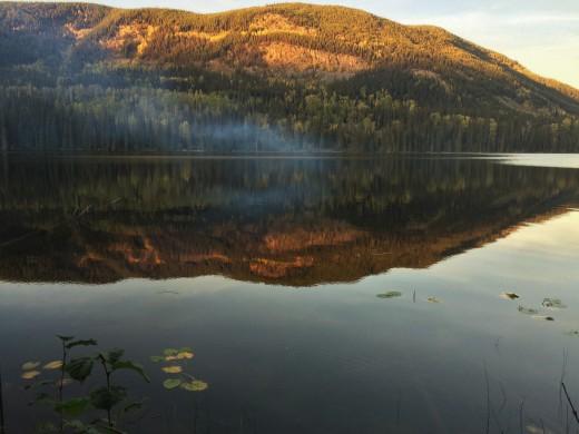 Kitseguecla Lake